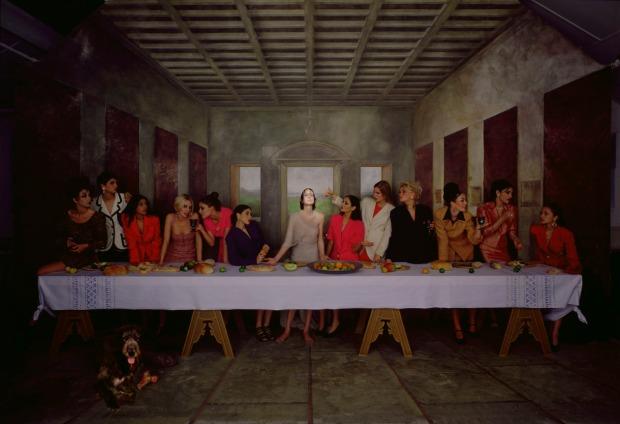 Franck Herholdt (1993). Personal Project - Last Supper.