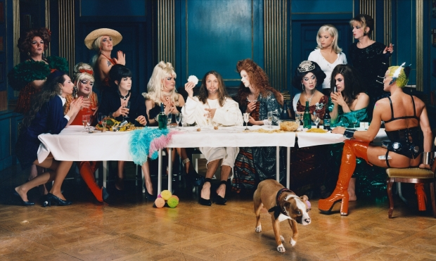 Élisabeth Ohlson-Wallin (1998). Th eLast Supper