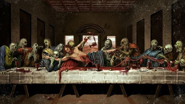 Jesus Super Zombie