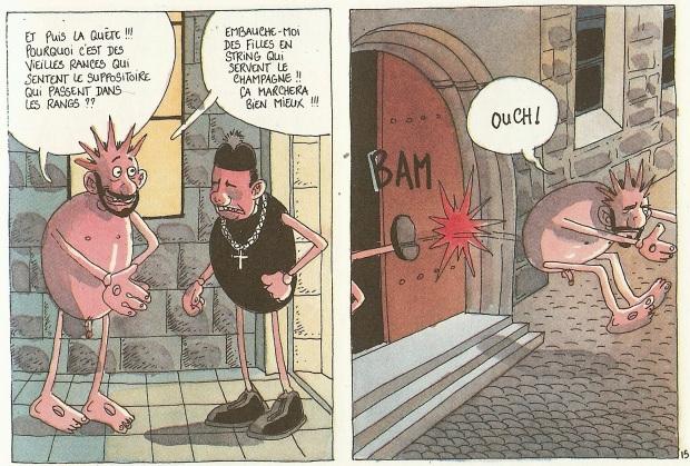 Tronchet (1996). Jésus revient. Delcourt